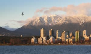 Picture of Vancouver Canada
